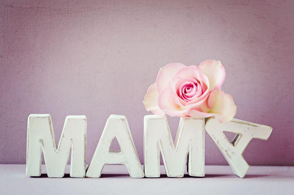Картинки маме на день рождения без надписей