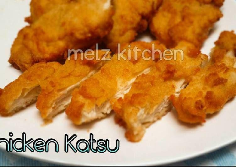 Resep Chicken Katsu Oleh Melz Kitchen Resep Resep Makanan Memasak Makanan