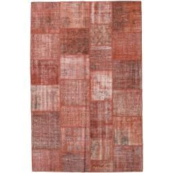 Photo of Patchwork Teppich 198×302 Moderner Teppich