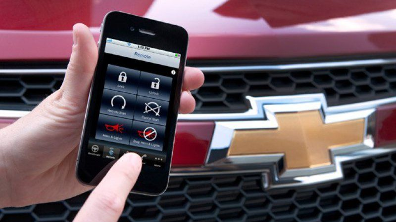 Onstar Remotelink Mobile App Coming Standard On All New Gm Vehicles Car Gadgets New Car Accessories Car Accessories For Women