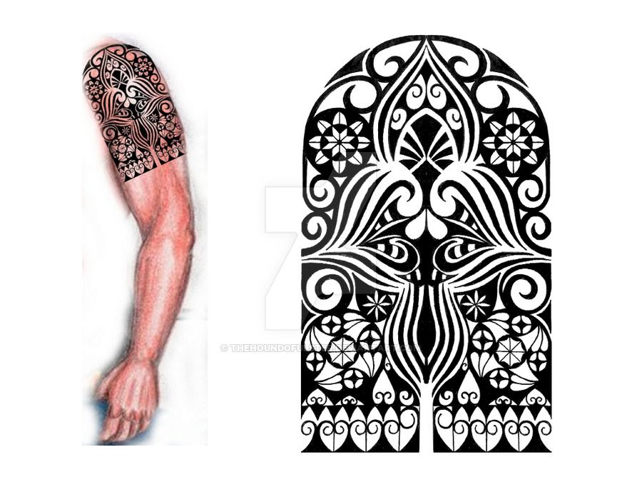 gothic style tattoo - Google Search
