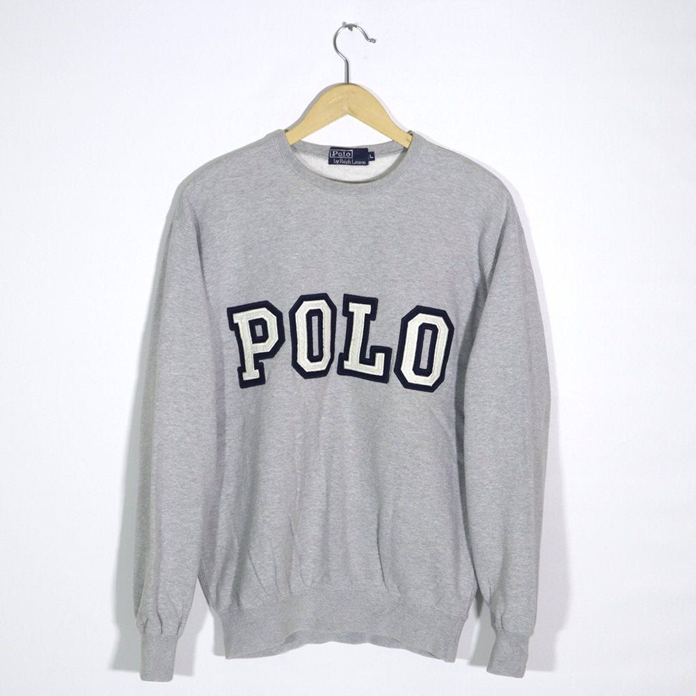 Vintage 90s POLO by Ralph Lauren Sweater Sweatshirt
