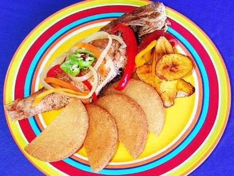 Jamaican Escovitch Fish and Bammy | Dinner Party ...
