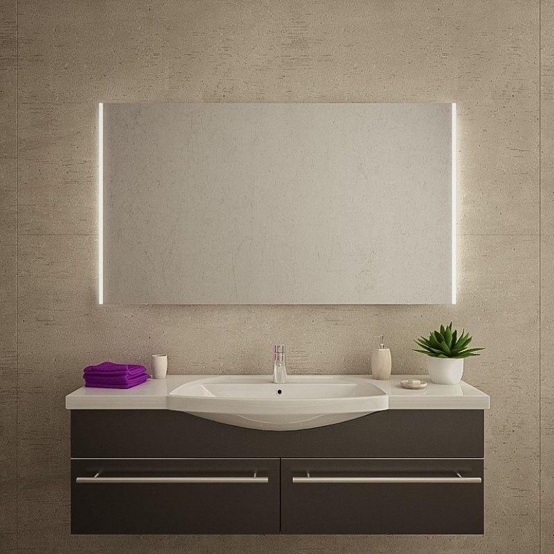 Badezimmerspiegel Mit Lampe.Badezimmer Spiegel M06l2v Opt Mit Bluetooth In 2020 Badspiegel Badezimmerspiegel Badspiegel Led