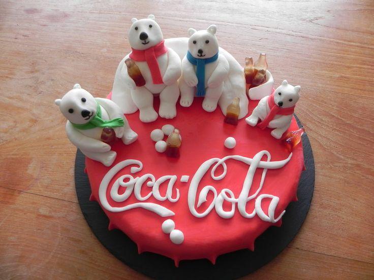 coca cola polar bear - Google Search