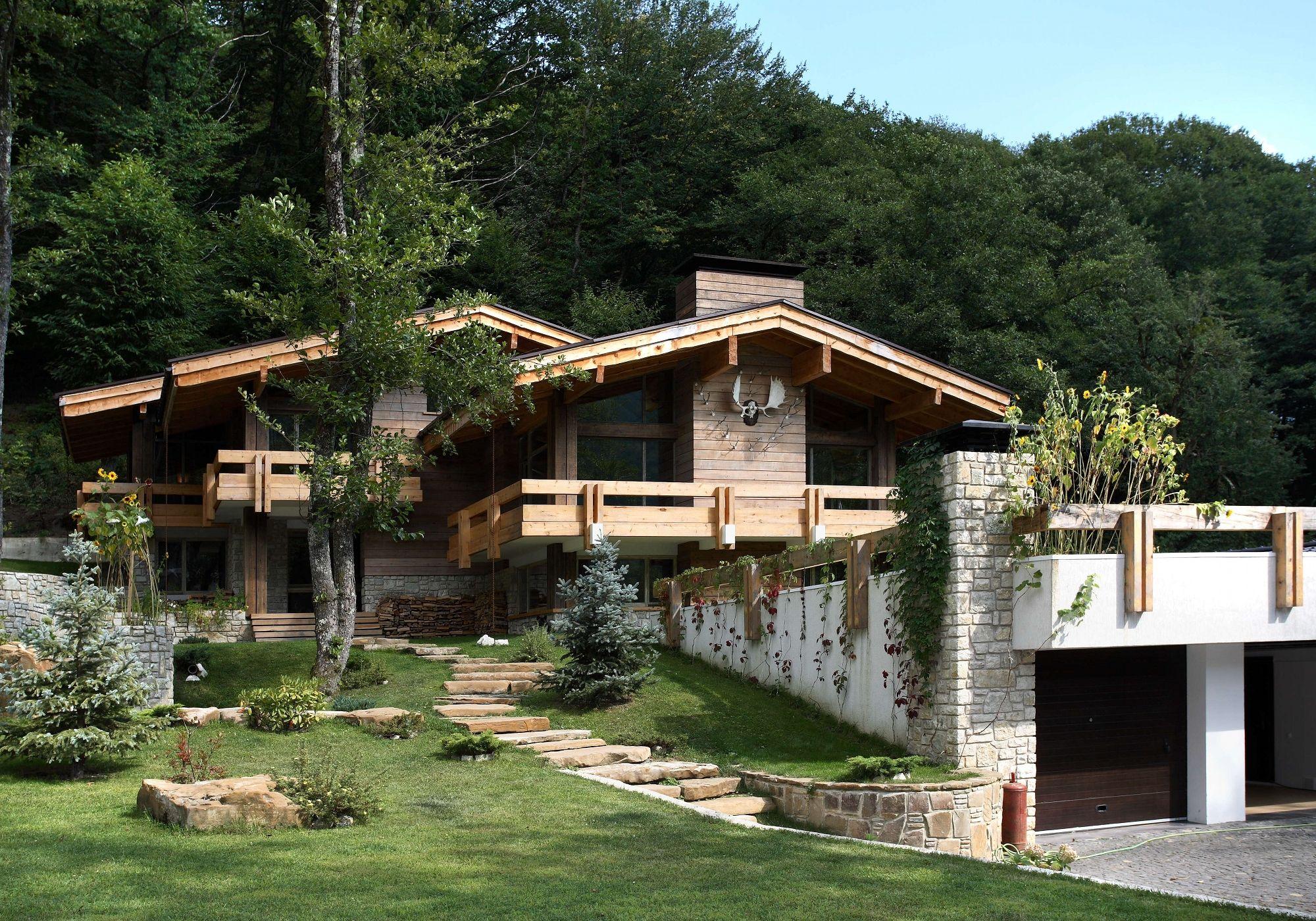 первый фото ландшафтный дизайн домиков в швейцарии восстановить