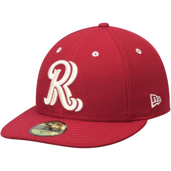 outlet store e9afe 3b20a Frisco RoughRiders New Era Game Authentic Collection On-Field Low Profile  59FIFTY Fitted Hat - Crimson