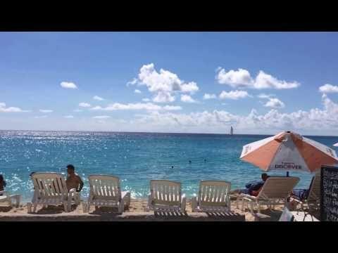 Walking St Maarten Airport Beach Or Maho Beach St Maarten Youtube Maho Beach St Maarten St Maarten Beaches Saint Martin Island
