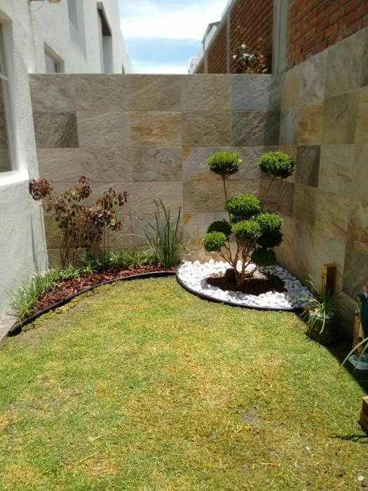 Ideas im genes y decoraci n de hogares patios gardens for Imagenes de patios y jardines
