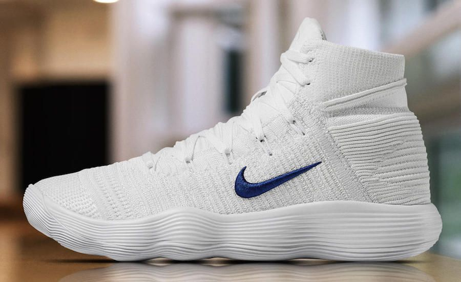 sale retailer aa87b 89968 http   SneakersCartel.com Draymond Green s Nike React Hyperdunk 2017  Flyknit PE for Game 2 of the NBA Finals  sneakers  shoes  kicks  jordan   lebro  ...