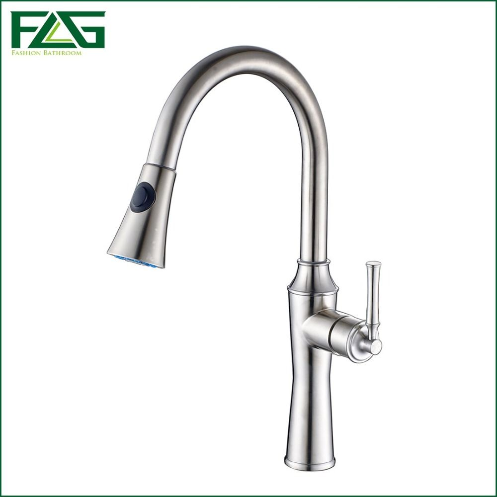 handle delta sale kitchen big faucets luxhome spray index without faucet wf single