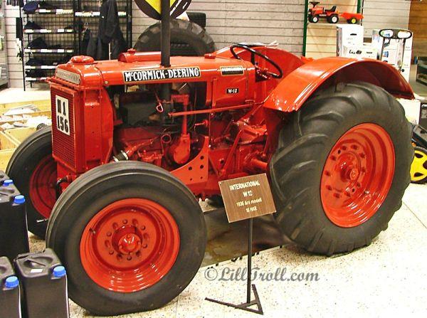 Mccormick Deering W 12 Google Search Tractors Vintage