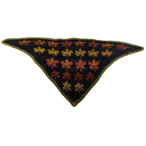 Ravelry: Shawl Canadian Fall pattern by Ane-Karin Pedersen