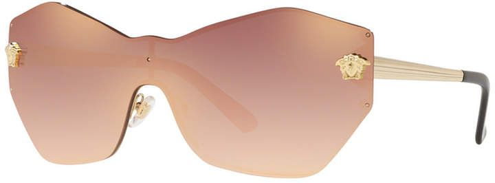 84278d3b5 Versace Sunglasses, VE2182 43, Created for Macy's ($295) #sunglasses # glasses #style #lunette #versace #afflink #shopstyle #mystyle
