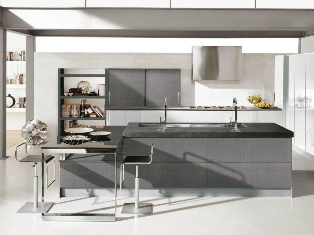 Cucine con isola: prezzi e marche, da Ikea a Scavolini | Cucine ...