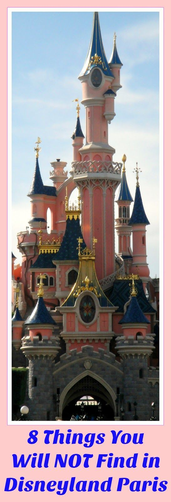 Things Americans Will NOT Find In Disneyland Paris Disneyland - 8 things to see and do in southern france