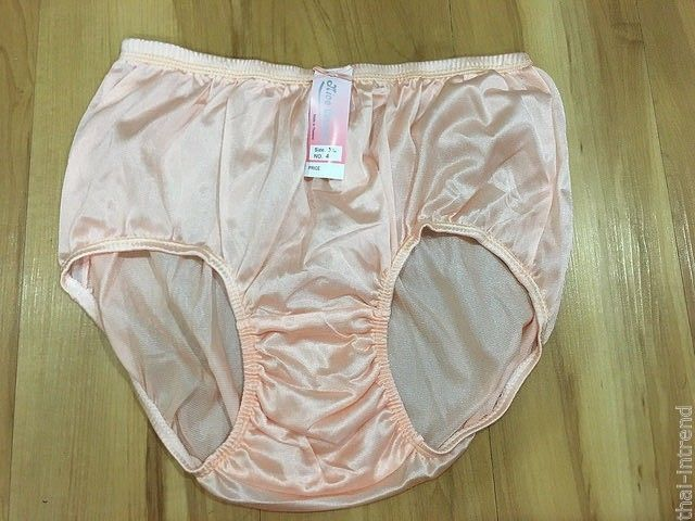 240e4e28ca0a Vintage Panties Nylon Pink Lace Lingeries Knickers Sheer Briefs Sissy Size  Xl