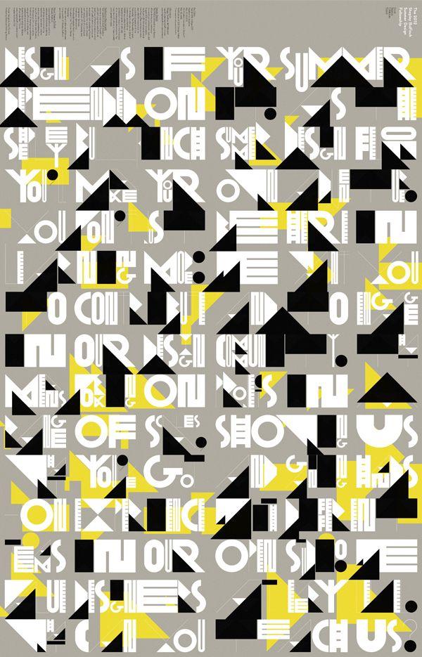 Non-Format, Shepley Bulfinch 2012 Summer Design Fellowship