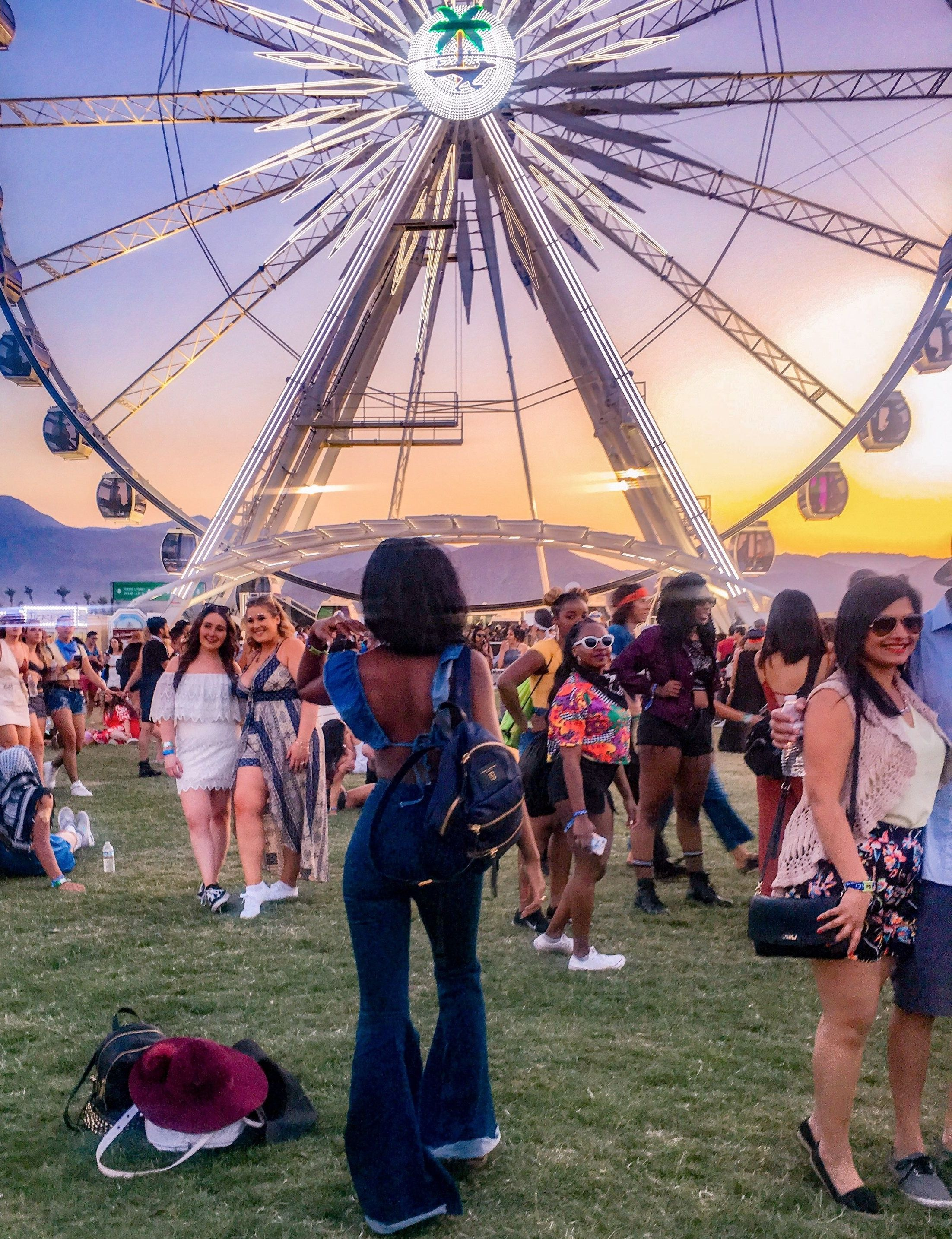 38ef8f52b70b Another Coachella for the books. #Coachella2018 aka #Beychella was my  second time going to