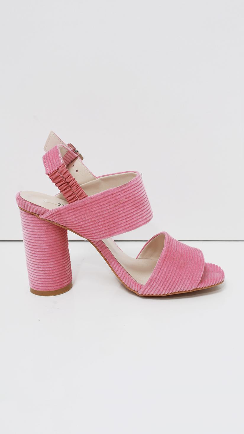 gryson corduroy sandal – LOÉIL