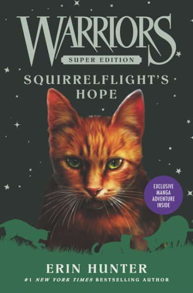 Warriors Super Edition Squirrelflight's Hope by Erin