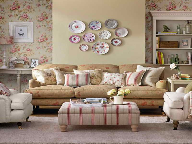 Vintage living room amazing vintage living room for Redecorating living room ideas