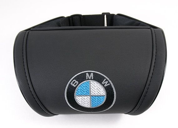 BMW M Motorsport Accessories Interior 2 pcs Leather Seat Belt Shoulder Pads