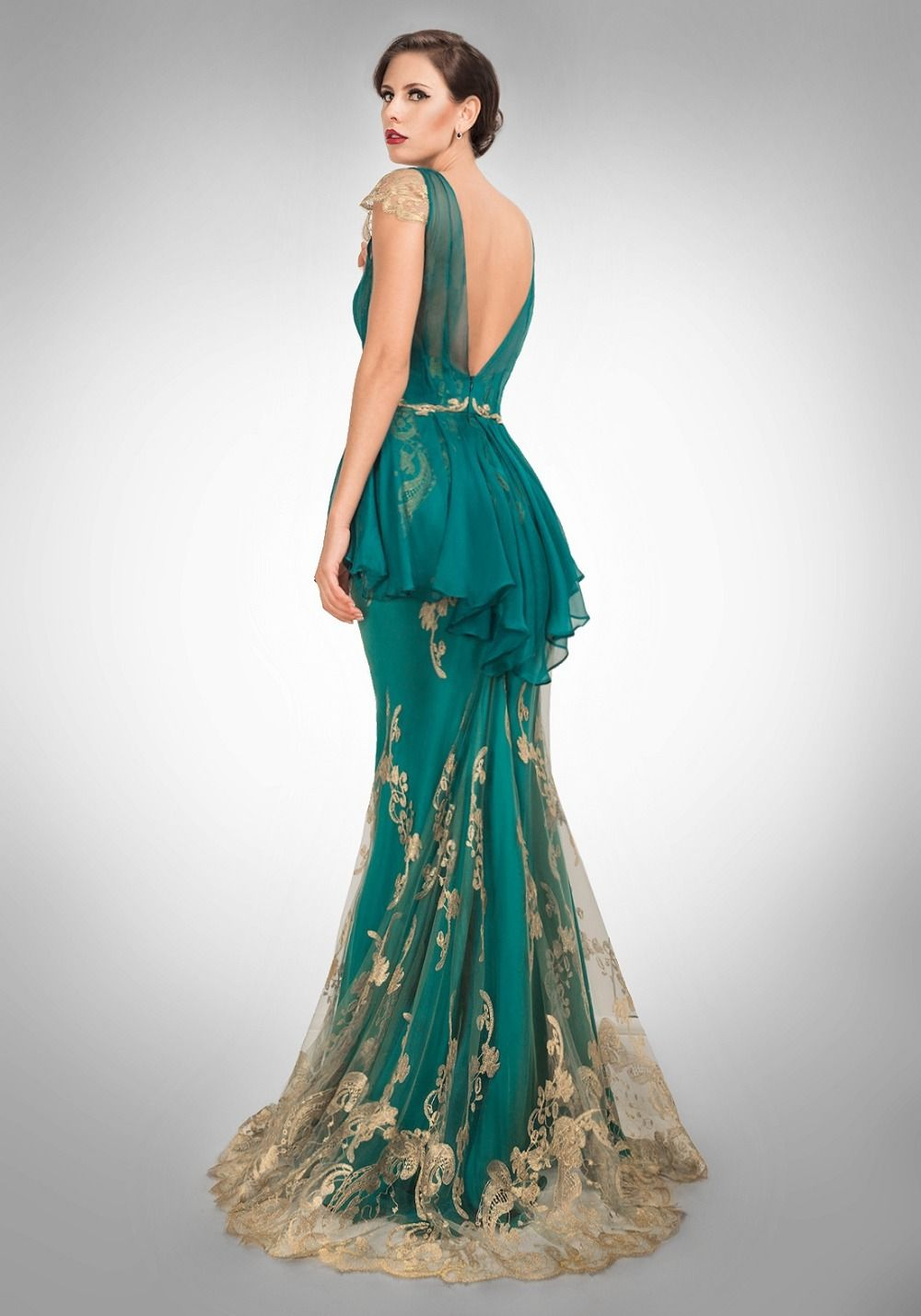 Teal Dress With Gold | Dresses | Pinterest | Teal dresses, Teal and Gold