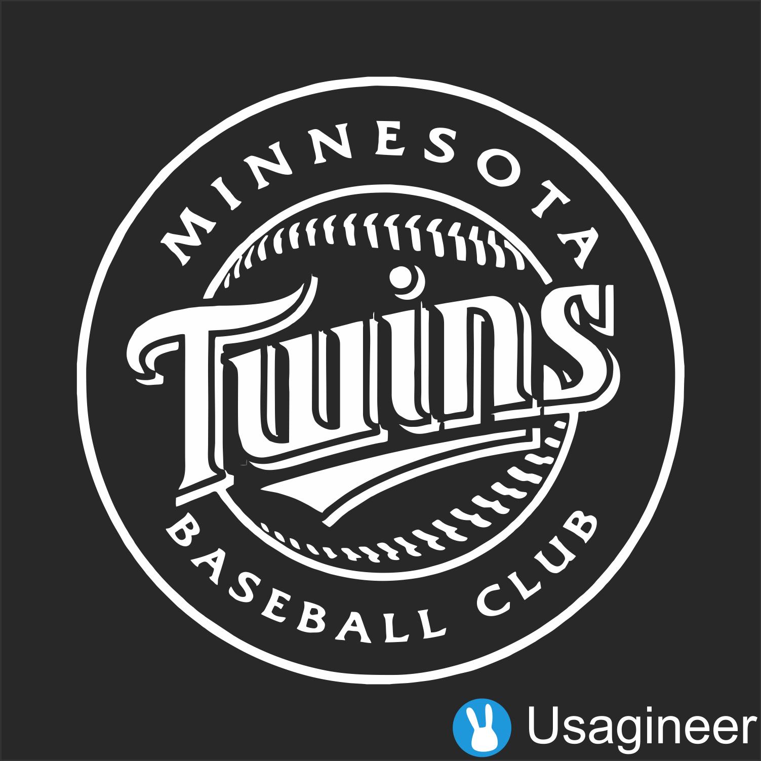 Minnesota Twins Mlb Sports Vinyl Decal Sticker Sports