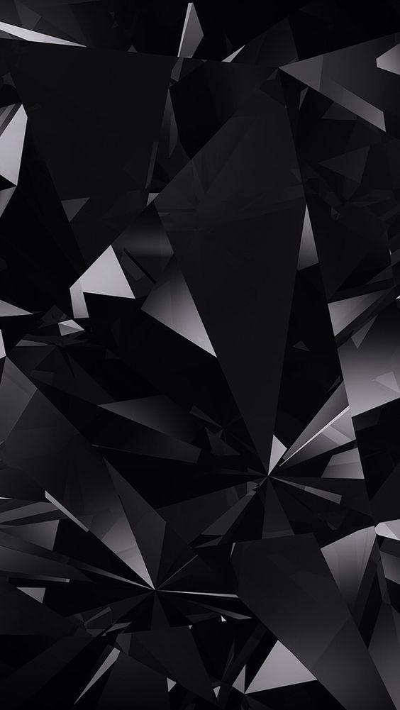 Download I Phone Wallpapers Black Phone Wallpaper Design Black Wallpaper Black Diamond Wallpaper