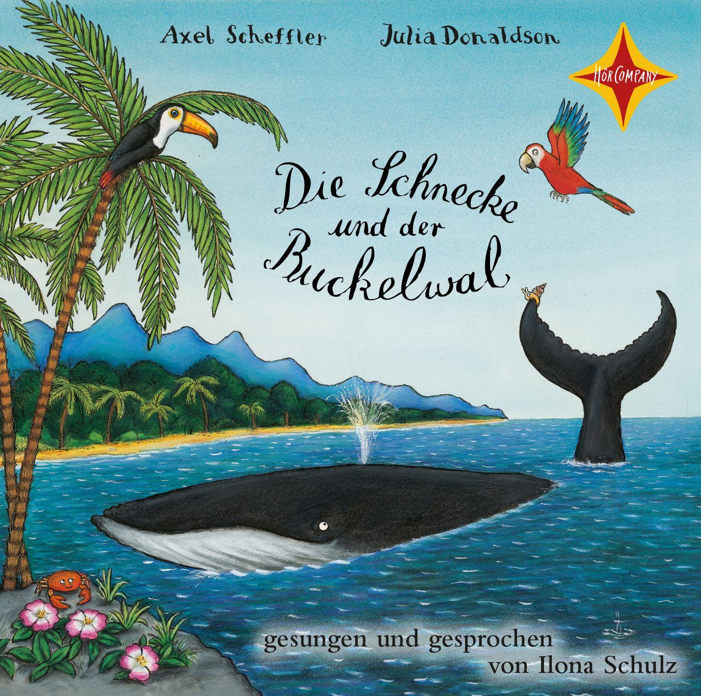 Die Schnecke Und Der Buckelwal In 2020 Buckelwal Schnecken Wal