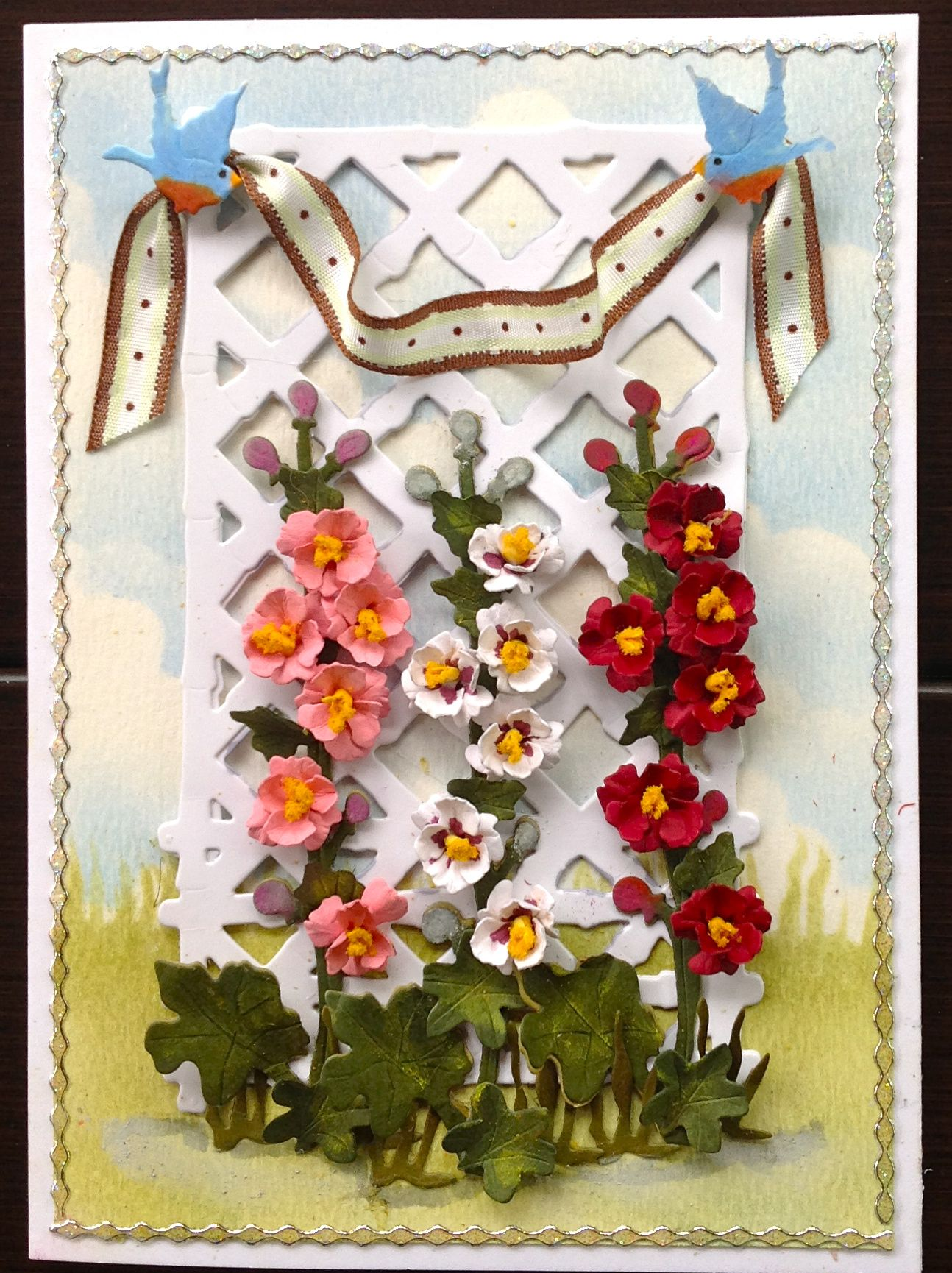 Card Created By Susan Tierney Cockburn Of Susan S Garden Club