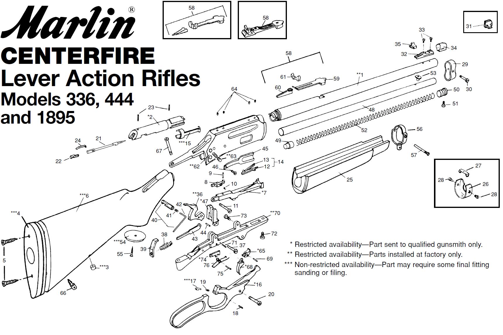 centerfire336_18_schematics.png | Guns | Pinterest | Guns