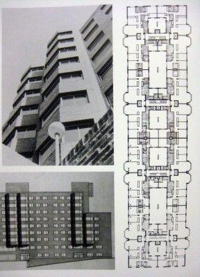 Edificio De Vivienda Basilica Basílica 23 C V General Moscardo 17 Madrid Arquitectura Española Edificios Arquitectura