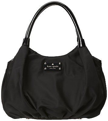 "Kate Spade 'Karen"" - my most favorite bag .. you can hold ANYTHING in there!  I always go back to this bag.  You should consider  it ... they're like $150 on Ebay, which is half of what I paid ... totally worth every dime!  If I have the money to just spend I'd buy a back-up"