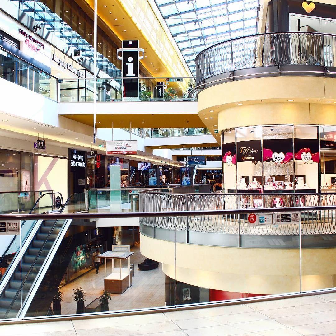 Unsere Schone Thier Galerie Thiergalerie Dortmund Thiergaleriedortmund Einkaufscenter Shoppingcenter Shoppen