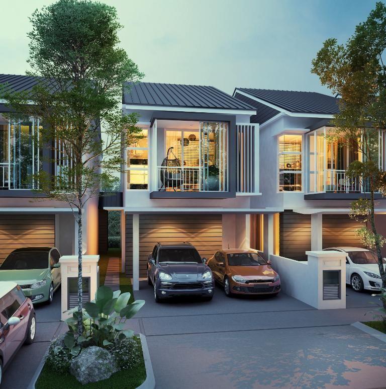 Home Design Ideas Malaysia: M1.1 Malaysia Modern Residential Lifestyle
