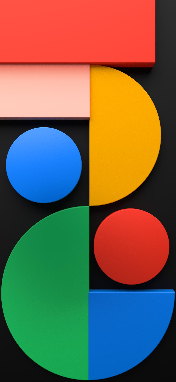 Download Google Pixel 5 Leaked Wallpaper Here Full Hd Resolution 1440 X 3168 Pixels Hd Google Googlepixel Pixel Pixel5 Wallpaper W