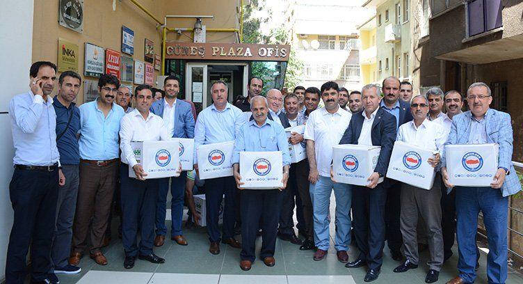 RT @Enerji1sen: Diyarbakır'da Ümmet Buluşması  https://t.co/bsS7wv5uYV https://t.co/KPMPa120CJ