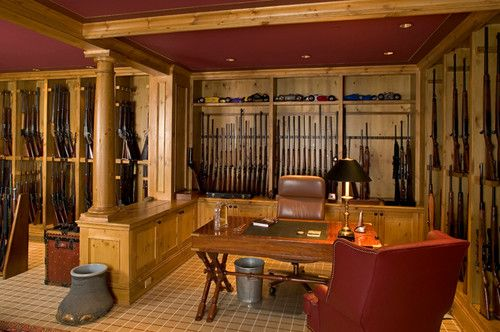 Gun Room Design Pictures Remodel Decor And Ideas Page