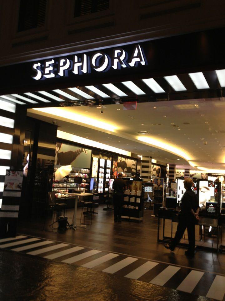 Sephora The Strip Las Vegas Nv Las Vegas Trip Sephora Las Vegas