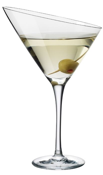 Eva Trio - Martini glas