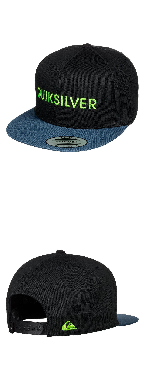 Hats 57884  Quiksilver Men S Snapback Hat Top Shelfer - Bqk0 - One Size - 90da30a43dcb