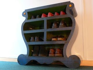 Carton Bricolage Decoration Commode A Chaussures Commode A Chaussures Meuble En Carton Mobilier De Salon