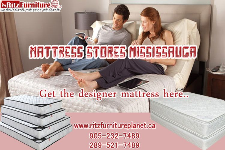 Genial Mattress Stores Mississauga Get Designer And Comfortable Mattress From Ritz  Furniture Planet Ltd. Contact @