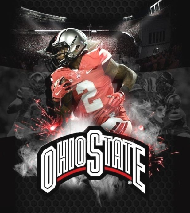 Ohio State Buckeyes Football Wallpaper iPhone : Ohio State Wallpaper For iPhone #Ohio #State #Buckeyes #ohiostatebuckeyes