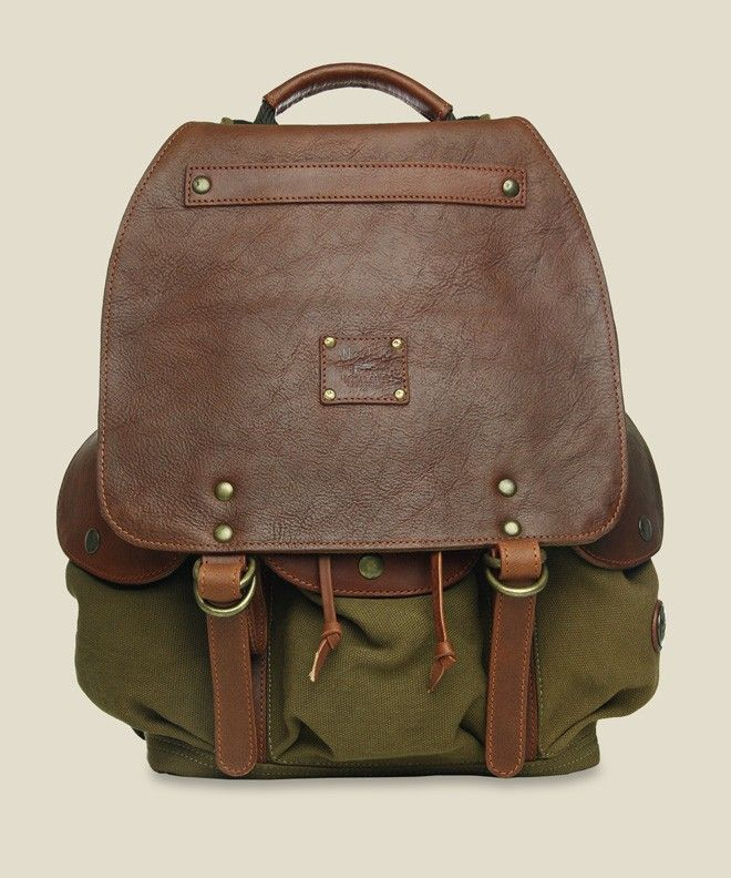 Lennon Backpack by Will An explorer's backpack that could make it ...