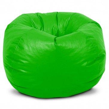 Classic Bean Bag - Lime - BeanBagTown.com