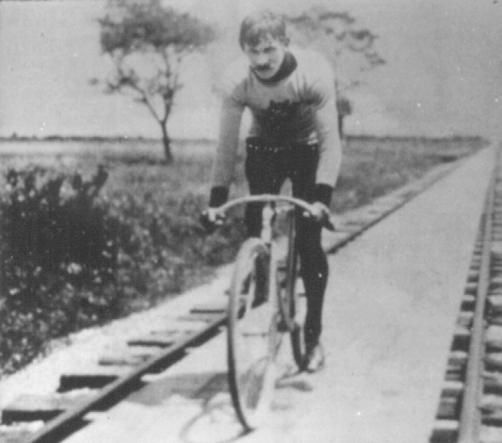 Mile A Minute Murphy On June 30 1899 Murphy Raced A Measured Mile