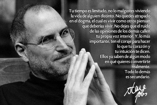 e3eb3715faf Los 10 mandamientos de Steve Jobs Para Emprendedores, las claves del genio  de Apple para destacar en nuestro trabajo.